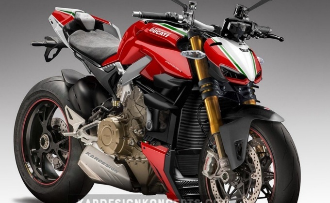 Ducati Streetfigther V4