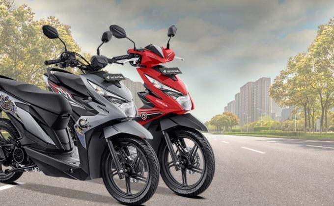 All New Honda Beat eSPSiapa