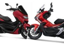 Perbandingan New Yamaha Nmax VS Honda ADV 150