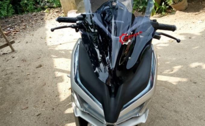 Proses Pemasangan Kedok Honda New Vario 2019