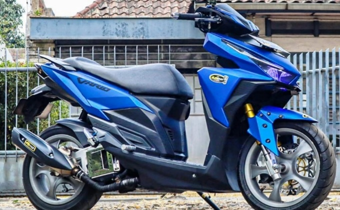 modifikasi honda new vario