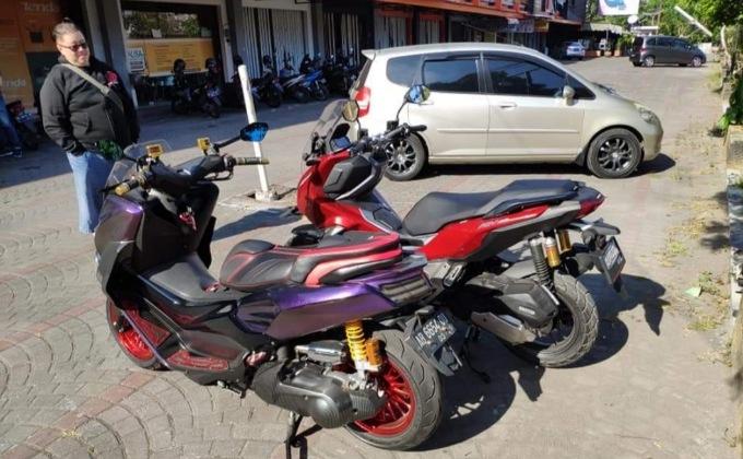 Pilih Honda ADV150 Atau