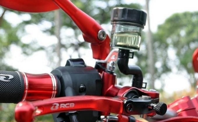Modif Ringan Honda ADV150