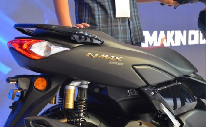 Review All New Nmax