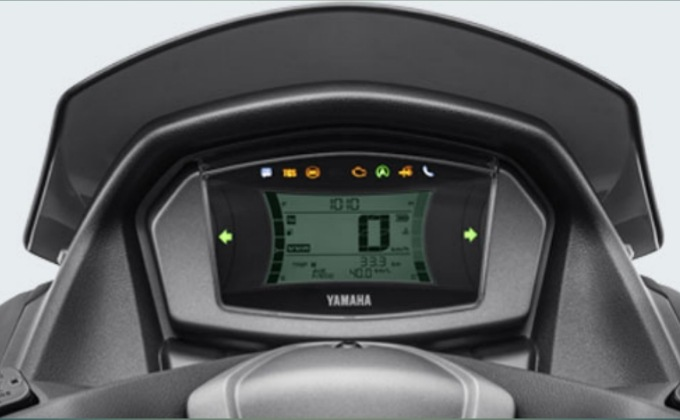 Review All New Yamaha Nmax 155 2020