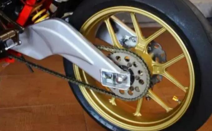 Modifikasi Honda Supra 100cc Bergaya Honda Supra GTR150
