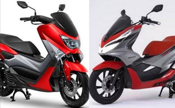 Honda Pcx Seken Tak Selaris Yamaha Nmax
