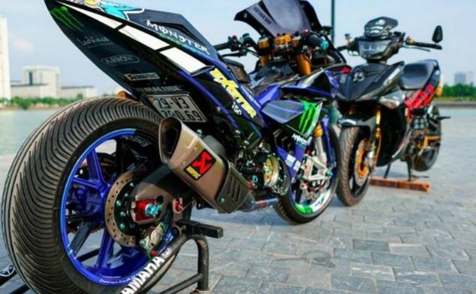 Yamaha Mx King Tampil Keren