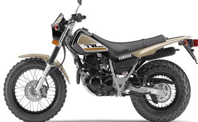 Review Harga Motor Trail Yamaha