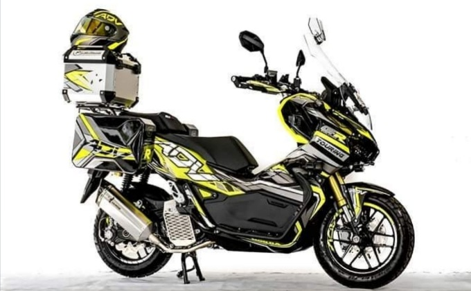 Kumpulan Foto Modifikasi Honda ADV 150