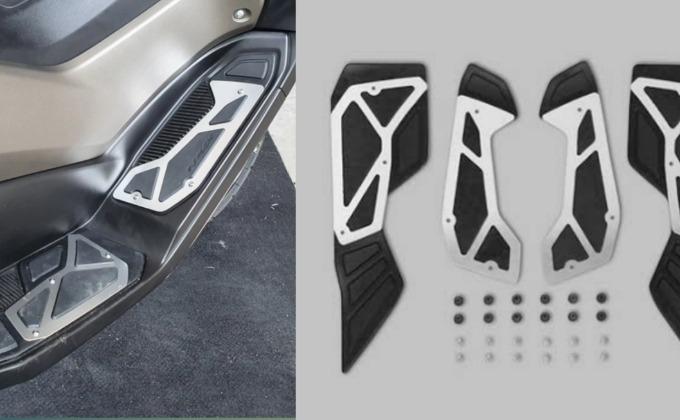 Aksesoris Resmi All New Yamaha Nmax 155 Facelift