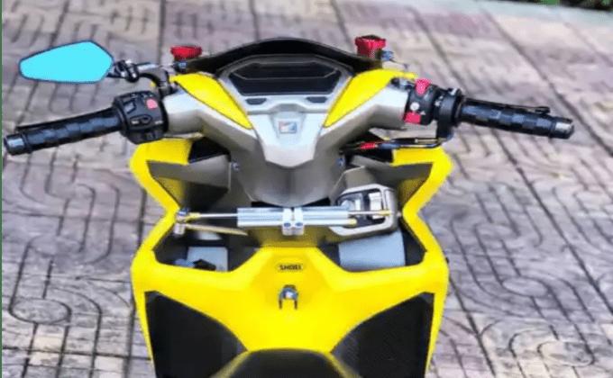 Honda Vario 150 Modif Simple