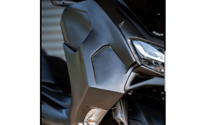modifikasi yamaha all new nmax Ala-Ala Big Scooter BMW C400GT