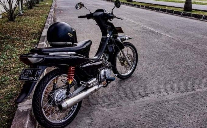 5 rekomendasi sepeda motor bebek Murah Cuma Rp 3 jutaan