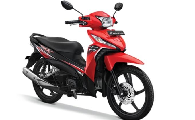 Ke Unggulan Honda Revo Generasi terbaru