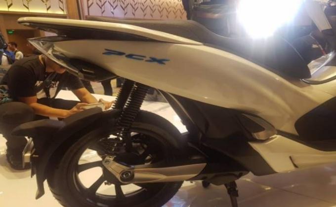 Honda Pcx 150 4-Valve