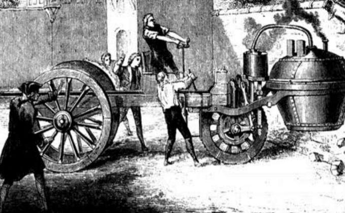 Mengulas tengang sejarah otomotif