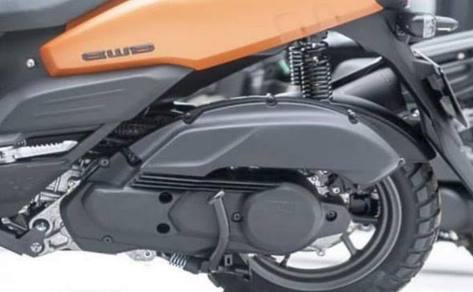 Yamaha BWS 125 Siap Jegal Honda ADV