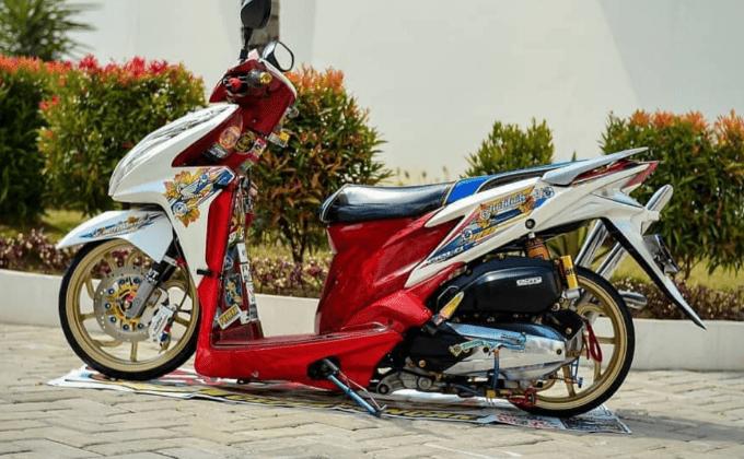 46Ide Modifikasi Honda Vario