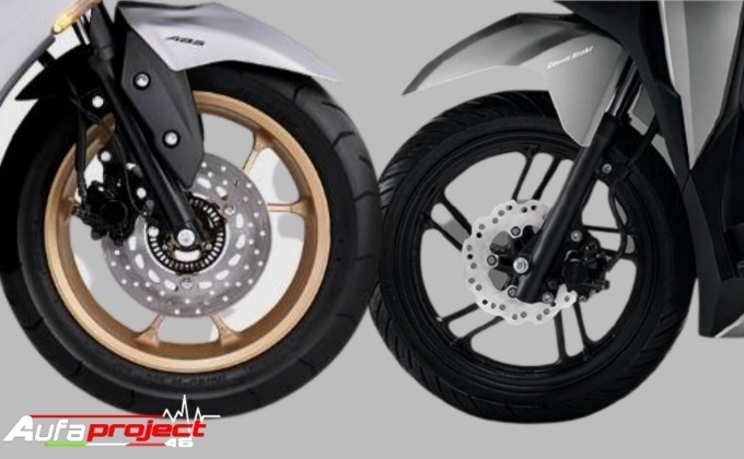 Perbandingan All New Aerox 155 vs New Vario 150