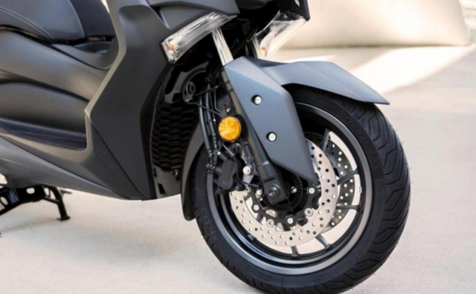 Yamaha Rilis Motor Baru