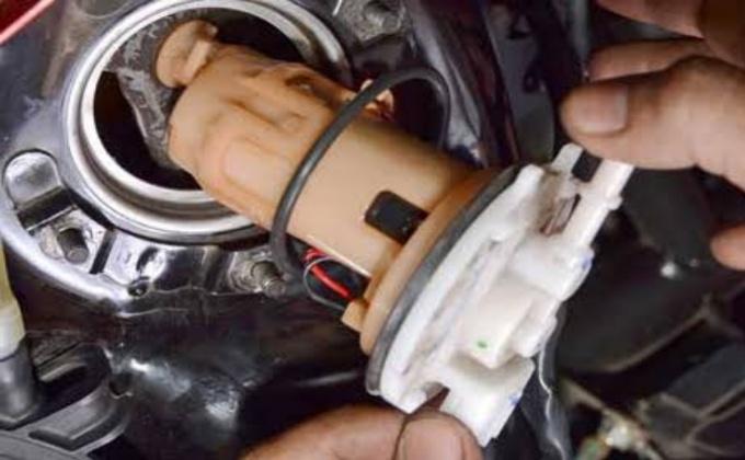 Motor Injeksi Brebet