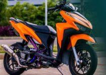 Ide Modifikasi Honda Vario 125/150 Yang Paling Populer Di indonesia