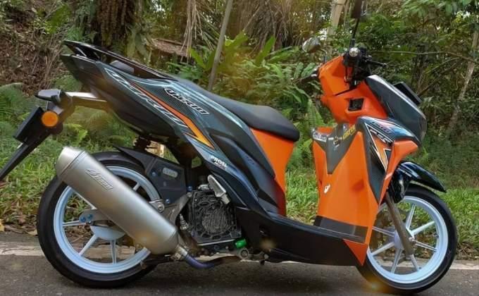 Ide Modifikasi Honda Vario