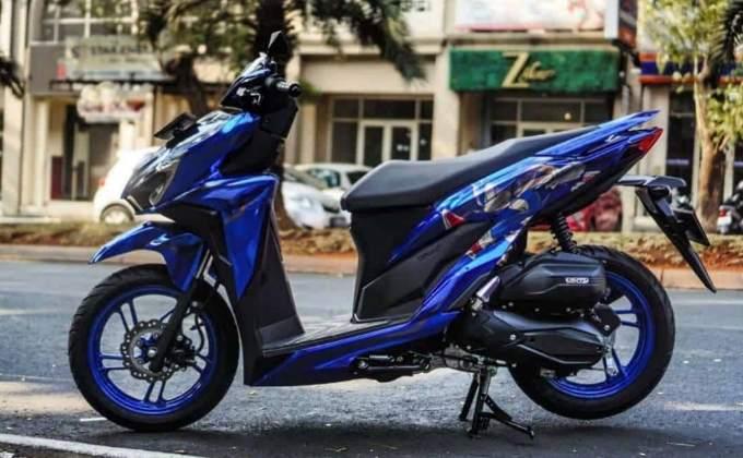 Honda vario modif decal