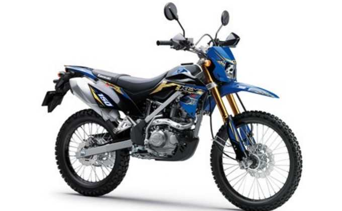 Honda CRF Vs Kawasaki KLX