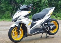 Ide Modifikasi Yamaha Aerox 155