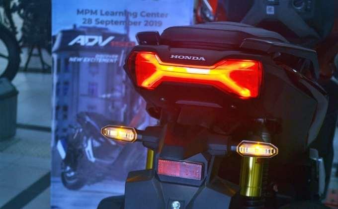 Lampu Hazard Yamaha