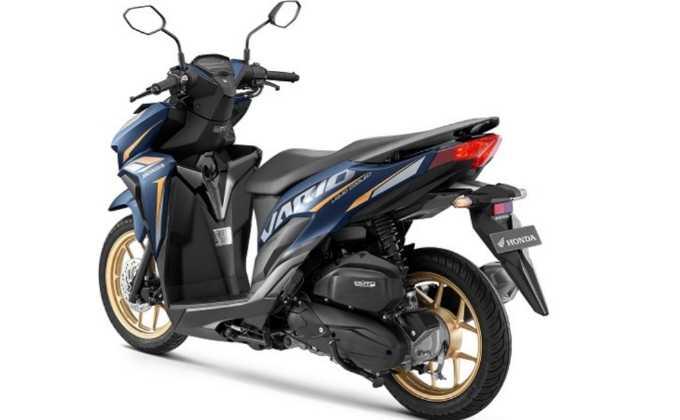 Honda Rilis Warna Baru vario 2021