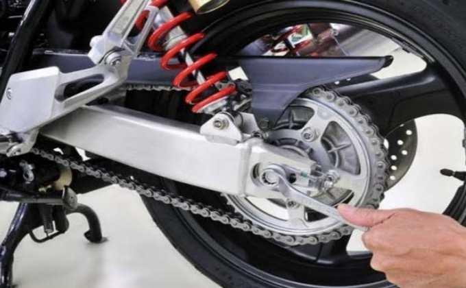Mengganti Rantai dan Gear Motor
