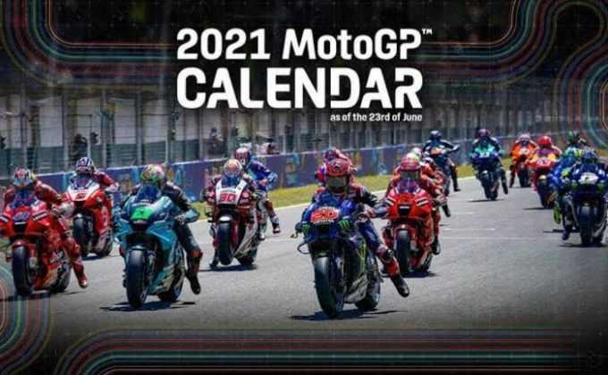 adwal MotoGP Austria