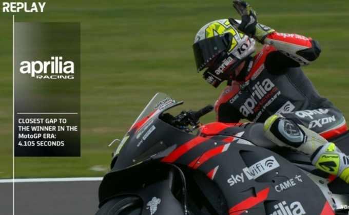 MotoGP Inggris 2021