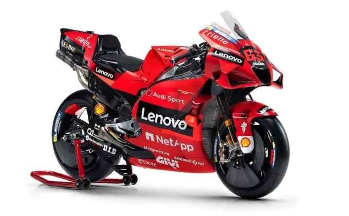 Harga Motor MotoGP 2021