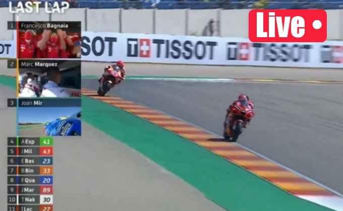 Tempat Menyaksikan MotoGP Streaming yang Terbaru